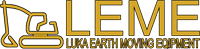 LUKA Earth Moving Equipment